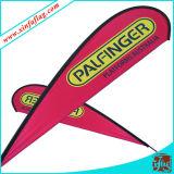Projetar a bandeira do Teardrop/bandeira ao ar livre/bandeira do vento/bandeira do vôo