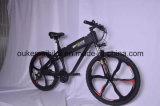 El modelo de la montaña, Mediados de-Conduce la bicicleta eléctrica (OKM-1361)