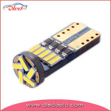 New T10 W5W 15 * 4014SMD Painel Bulb 12V Car Truck luz LED
