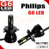 LEIDENE van Matec& Boorin van de goede Kwaliteit LEIDENE van de Verlichting H4 H7 Hoofd Lichte Uitrusting voor Auto