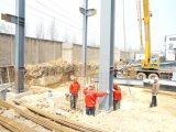 Hochwertige Mobilizable Stahlkonstruktion-vorfabriziertwerkstatt