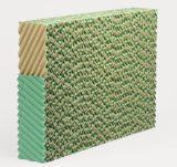 охлаждая пусковая площадка 7090evaporative с Corrugated бумагой волокна