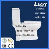 13#床- Saso/Ceの取付けられたワンピースの浴室衛生製品