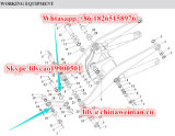 De Struik Lgb302-8595b3 4043000027 van de Delen van de Lader van het Wiel LG956 LG958 van Sdlg LG953