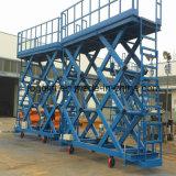 油圧移動式にアンテナの働くことは上昇のアンテナのプラットホームを切る