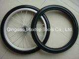 Maxtop Jiaonan平らで自由なPUの泡の車輪