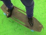 이동할 수 있는 건전지를 가진 4개의 바퀴 전기 스케이트보드