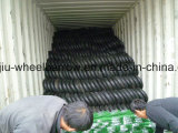 Carretilla de rueda superventas de la rueda de la alta calidad de China la sola moldea Wb3800