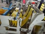 기계를 만드는 고속 가득 차있는 자동적인 2중 선 플라스틱 Shopping& t-셔츠 부대