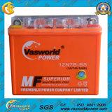 Verkaufs-Motorrad-Batteriemf-Batteriemf-Motorrad-Batterie der Gel-Motorrad-Batterie-12V7ah heiße