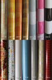 Niedrige Kosten-Vinylbodenbelag mit unterschiedlicher Farbe