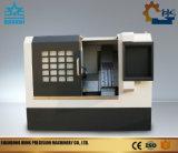 Máquina inclinada del torno de la base del CNC del precio de fábrica de la alta calidad de Ck50L