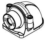 Видеокамера для шины, аграрного машинного оборудования, трейлера лошади, поголовья