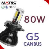 工場価格LEDのヘッドライトの変換キット9-36V 6000k H1 H3 H4 7 880/881のLEDのヘッドライト