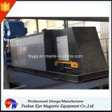 Magnéticos integrados inducen el sistema actual para la clasificación del material Metal-Que contiene