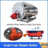 Chaudière allumée diesel installée facile de 2 tonnes de série de Wns