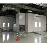 Indústria de revestimento Booth para peças de aeronaves