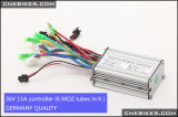 36V 350W Brushless Gearless Front o Rear Motor Kit