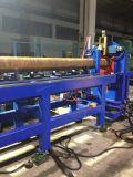 Квадрат пускает автомат для резки по трубам CNC плазмы Beveler профилей луча