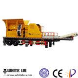 高容量および低価格のトレーラーの石の可動装置の粉砕機