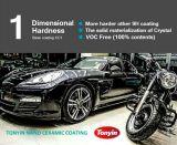 Revêtement de verre de haute qualité, revêtement en céramique nano pour le soin de voiture