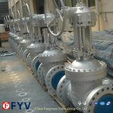 Valvola a saracinesca aumentante del acciaio al carbonio Class600
