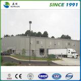 Usine en acier industrielle de constructions galvanisée par Suppier d'usine de la Chine