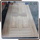 Pelle del portello modellata impiallacciatura di legno di HDF con Ce