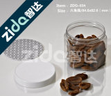 Kundenspezifischer Verpacken- der Lebensmittelplastik kann,/Plastik kann für Nahrungsmittelpaket