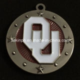 Cusom 3D Metal Medals avec Black Nickel Finish