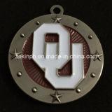 Изготовленный на заказ медали металла 3D с осаждением черного никеля