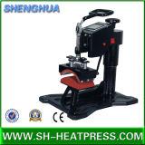 De múltiples funciones todos en una máquina de la prensa del calor para la camiseta, el casquillo, la placa y la taza