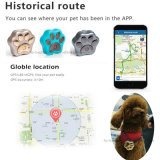 Perseguidor do GPS dos animais de estimação com cobrar do rádio (V32)
