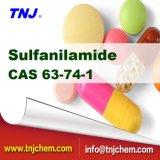 工場価格でスルファニラミドの粉CAS 63-74-1を買いなさい