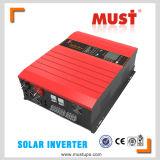 PV van Grid 230VAC Solar Inverter 1-10kw Inside MPPT Solar Controller Inverter