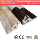Ligne de marbre d'imitation d'extrusion de matériaux de décoration intérieure de PVC
