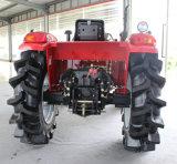 水田の車輪との販売のための55HP良い業績の農場トラクター