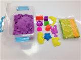 Песок космоса Non токсических игрушек волшебный мягкий моделируя