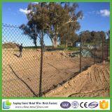 Ткань сетки загородки звена цепи Австралии тяжелая гальванизированная покрывая