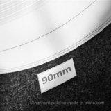 Tissu industriel de bande de remède et d'enveloppe de résistance de température élevée pour le boyau en caoutchouc