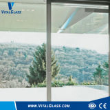 Kunst Clear Solid Glass mit CER Certificate