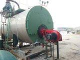 섬유 산업 가스에 의하여 발사되는 석유 연소 온수 보일러