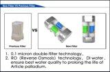Diode laser approuvée par le FDA de la machine 808nm d'épilation