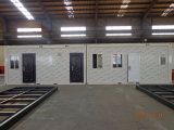 Vlak Pak 20ft het Huis van de Container voor Kamp met Keuken/Toilet