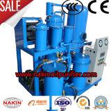 Usine de purification de mazout de turbine de chauffage du vide Ty-40