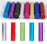 Fábrica Price Cylinder Mini Portable Power Universal Charger com Flash Light