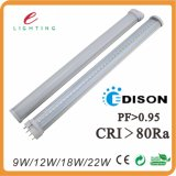 4pin LED Replace Dulux L Pll Tube LED 2g11