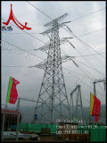 Toren van de Transmissie van de Macht van de levering Monopole en Tubulaire