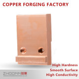 Precisão de usinagem de acessórios de cobre