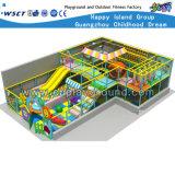 小さい屋内運動場装置のいたずらな城(H14-0912)